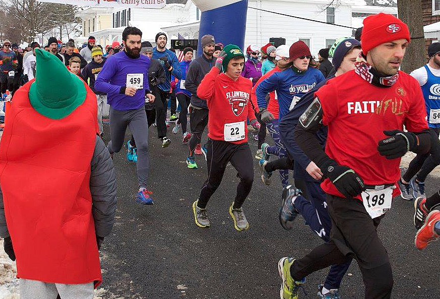 Photo via Chilly Chili 5K Run/Walk