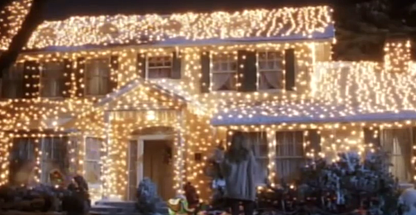 Cost To Power Clark Griswold's Christmas Lights In New York