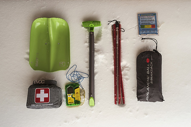Avalanche Safety Kit
