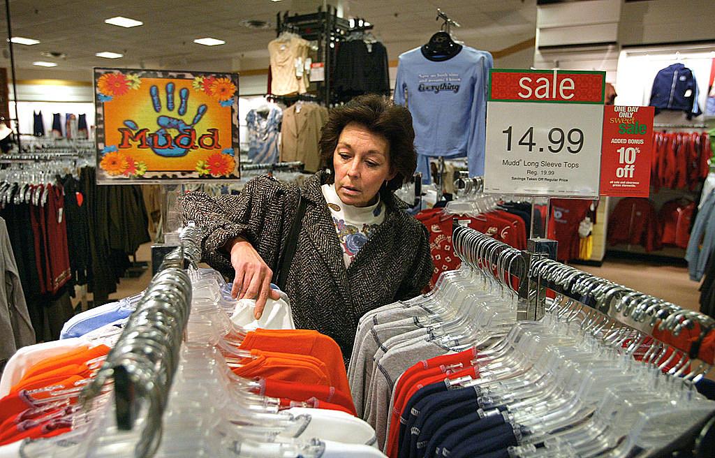 JC Penney Profits Rise