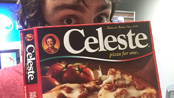 Mama Celeste Frozen Pepperoni And Sausage Pizza Food Review