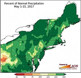 PrecipitationMap