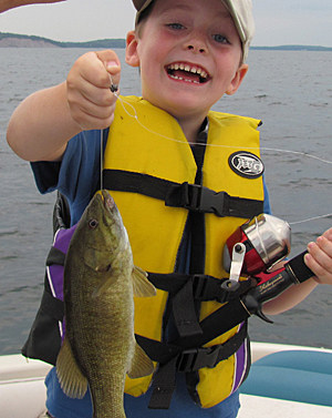 Child With Bass