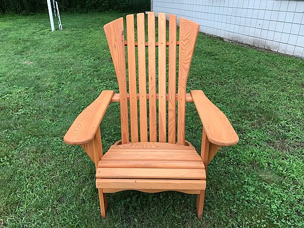 how adirondack chairs were invented. Black Bedroom Furniture Sets. Home Design Ideas