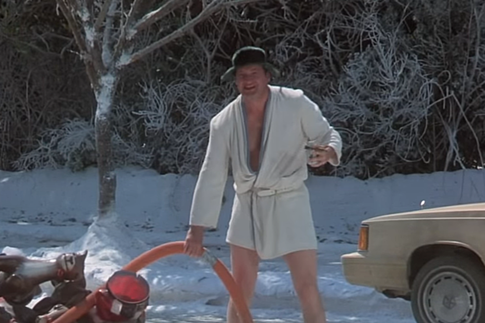 if the characters of national lampoons christmas vacation were central new york citiestowns - Characters In Christmas Vacation